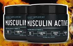 Musculin Active - sivuvaikutukset - käyttöohje
