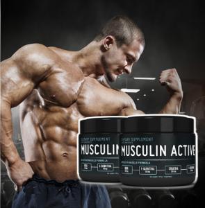 Musculin Active - suomi - suomesta - annostus - uute