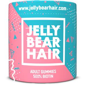 Jelly Bear Hair - tuloksia - kokemuksia - foorumi - arvostelu - tuote